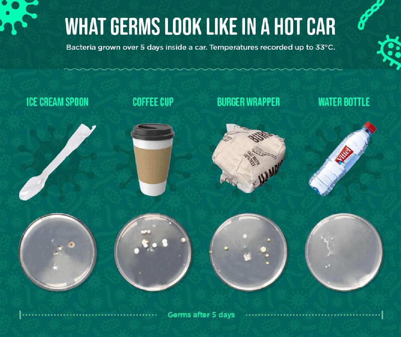 Оставленные в машине очки, пакеты, кроссовки могут быть опасны - фото 1164082