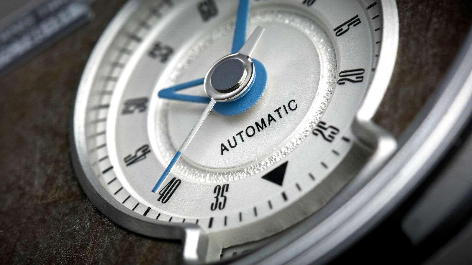 Всевдело: крутые часы изутилизированных Мустангов— фото 825277