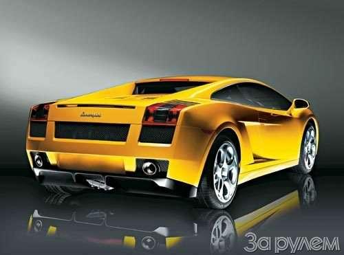 Виртуальная дуэль: Lamborghini Gallardo— Mercedes-Benz SLR McLaren. Взолотую коллекцию— фото 47622