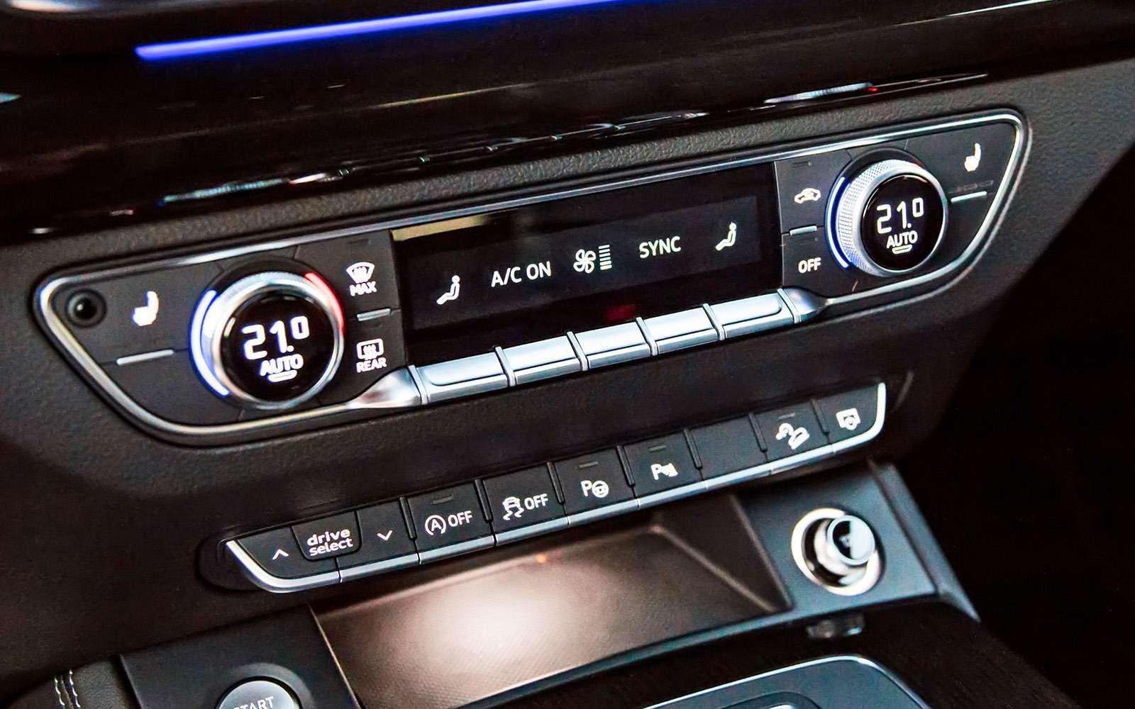 Новый Audi Q5quattro ultra— первый тест— фото 713314