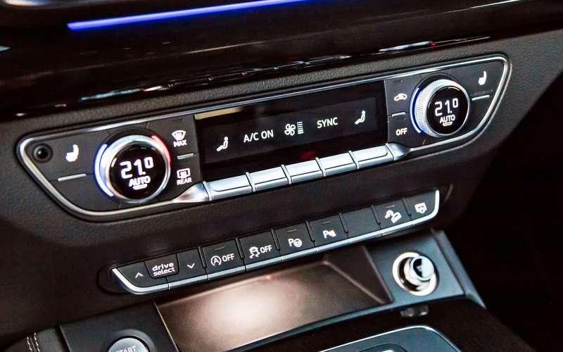 Новый Audi Q5quattro ultra— первый тест