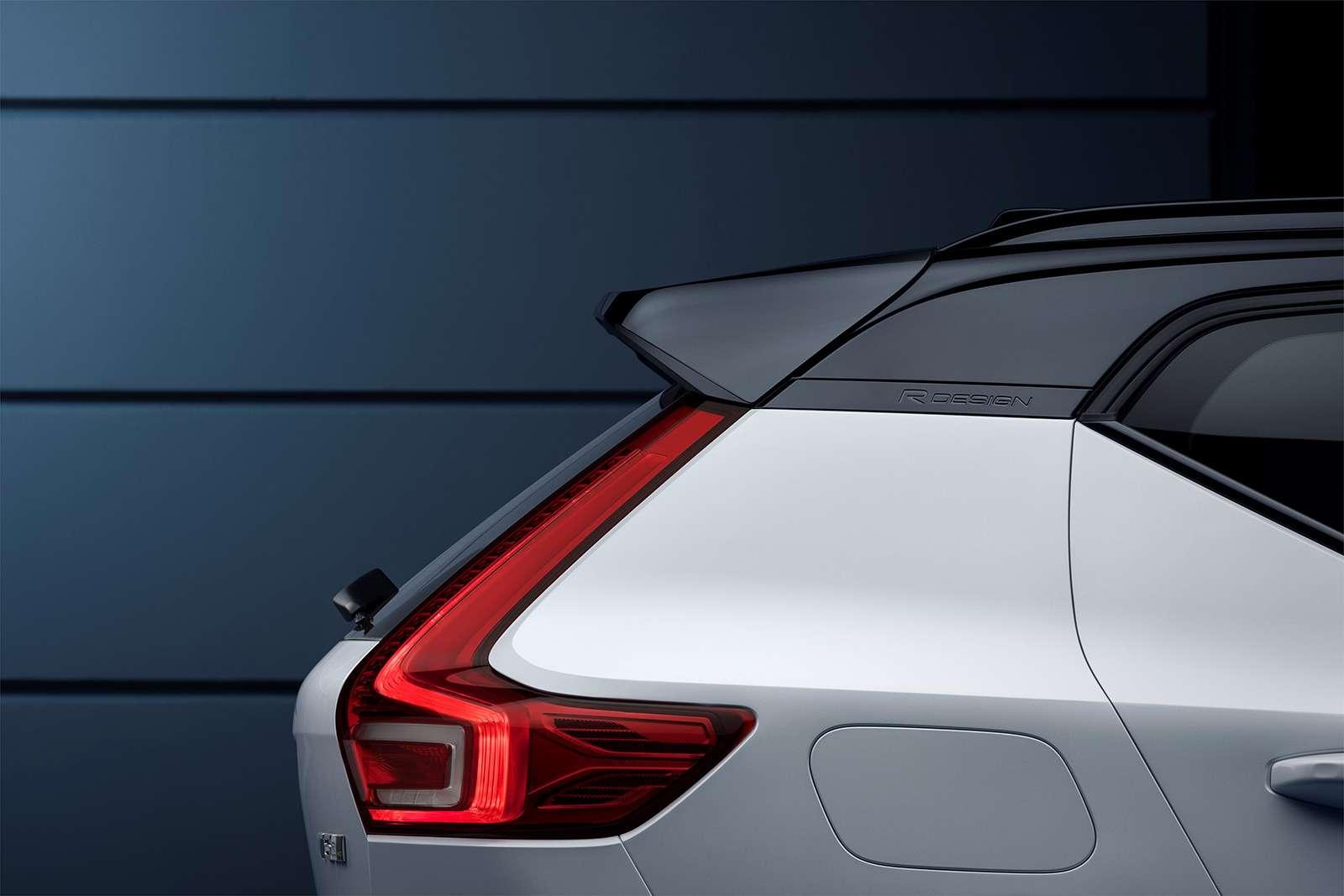 Volvo XC40: теперь про него известно все!— фото 797025