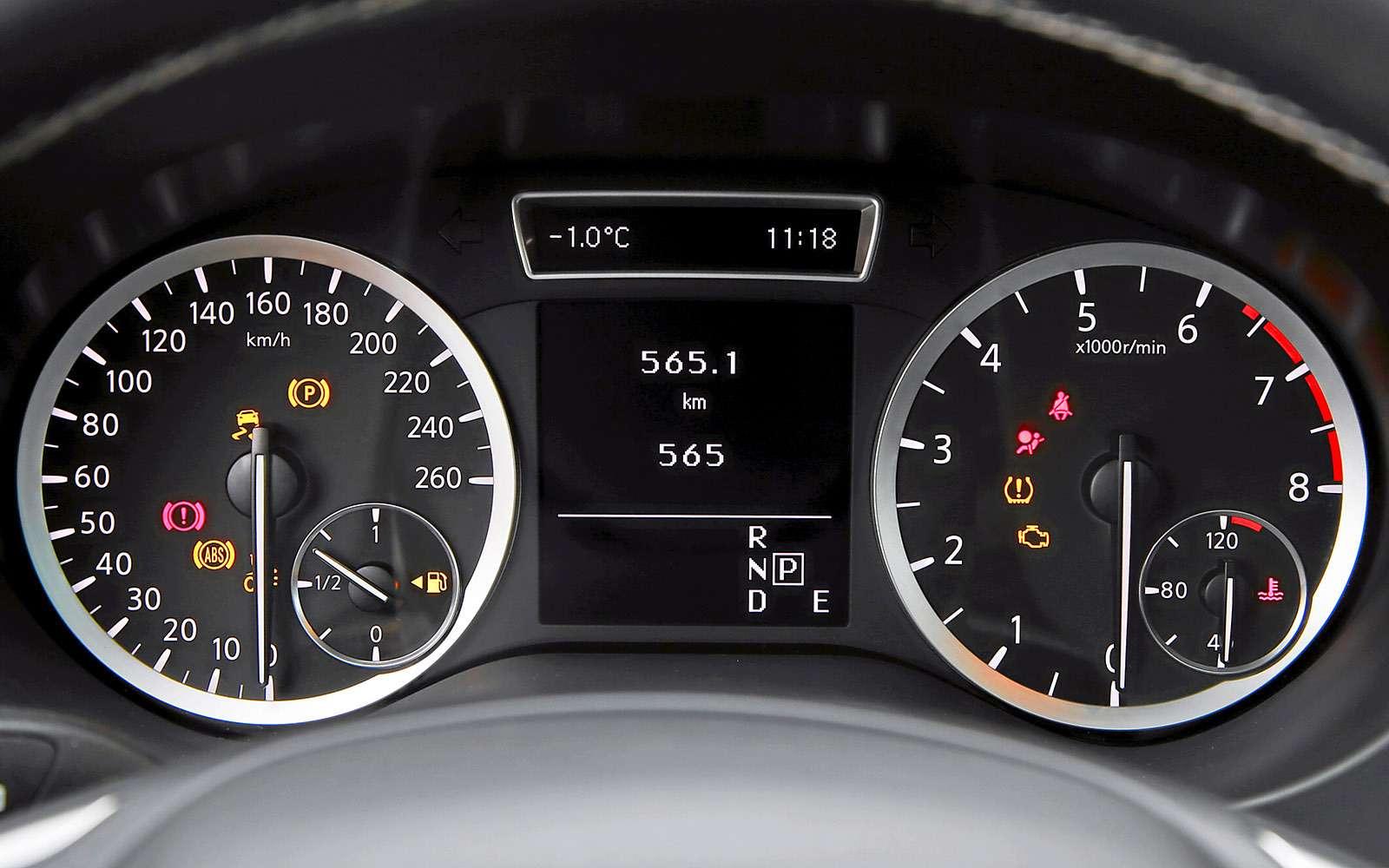 VWGolf GTI против Infiniti Q30—  кто любит погорячее— фото 710203