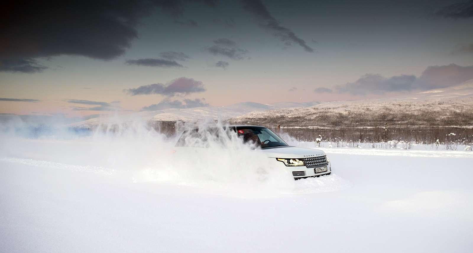 Jaguar Land Rover AWD