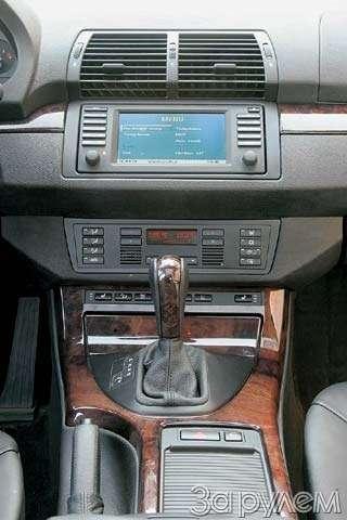 Тест Audi Q7BMW X5. ТЯЖЕЛАЯ АТЛЕТИКА— фото 65163