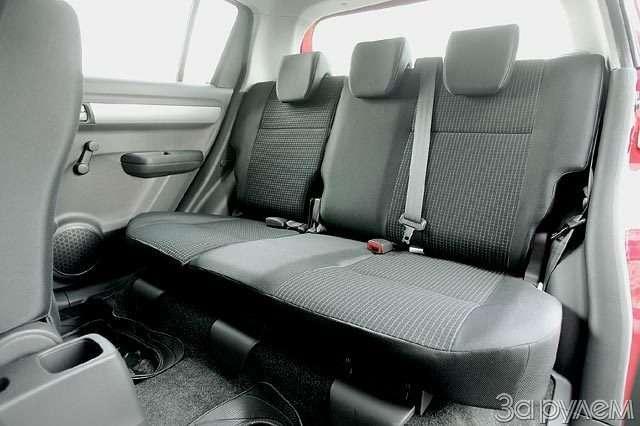 Suzuki Swift. Крепенький малыш— фото 56378