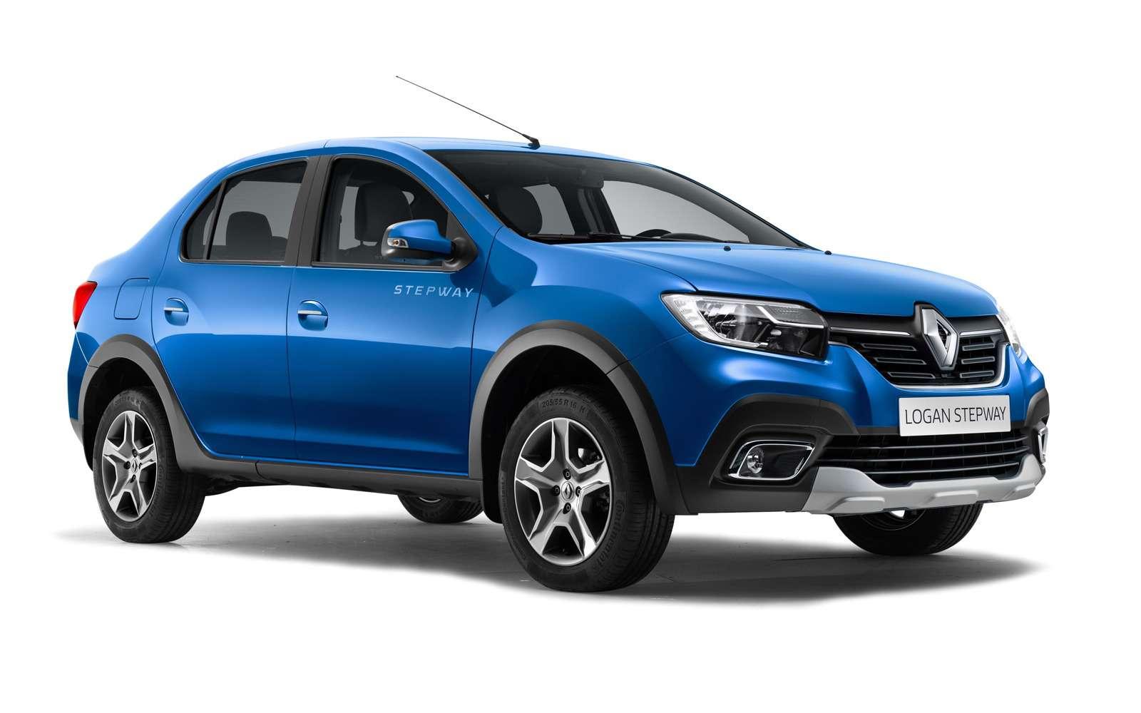 Renault Logan Stepway: 5плюсов и2особенности, ккоторым нужно привыкнуть— фото 904659
