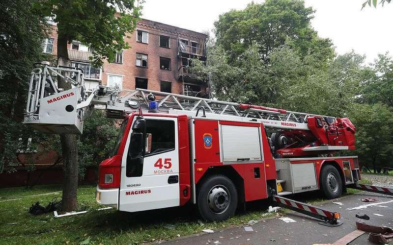Пожарные непроедут: названы регионы ссамыми тесными дворами