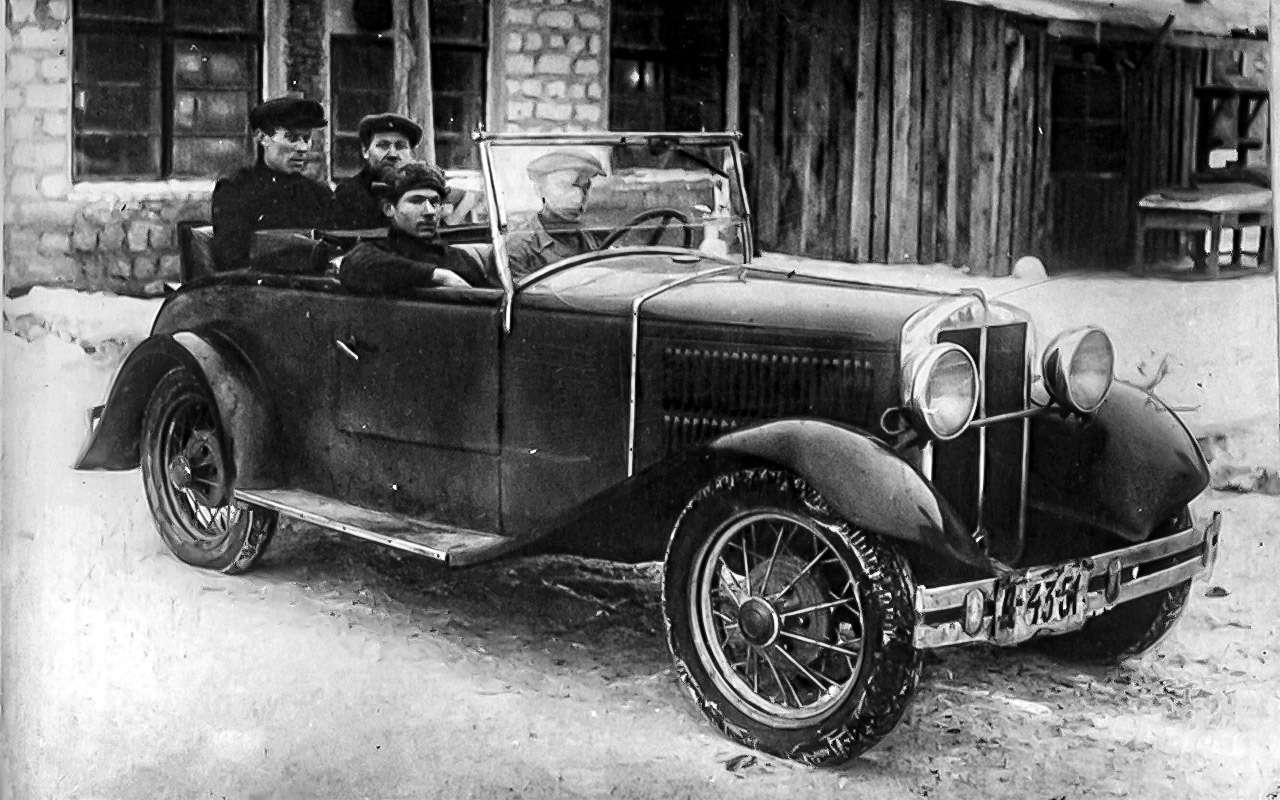 13народных автомобилей СССР, которых какбы небыло— фото 1001091