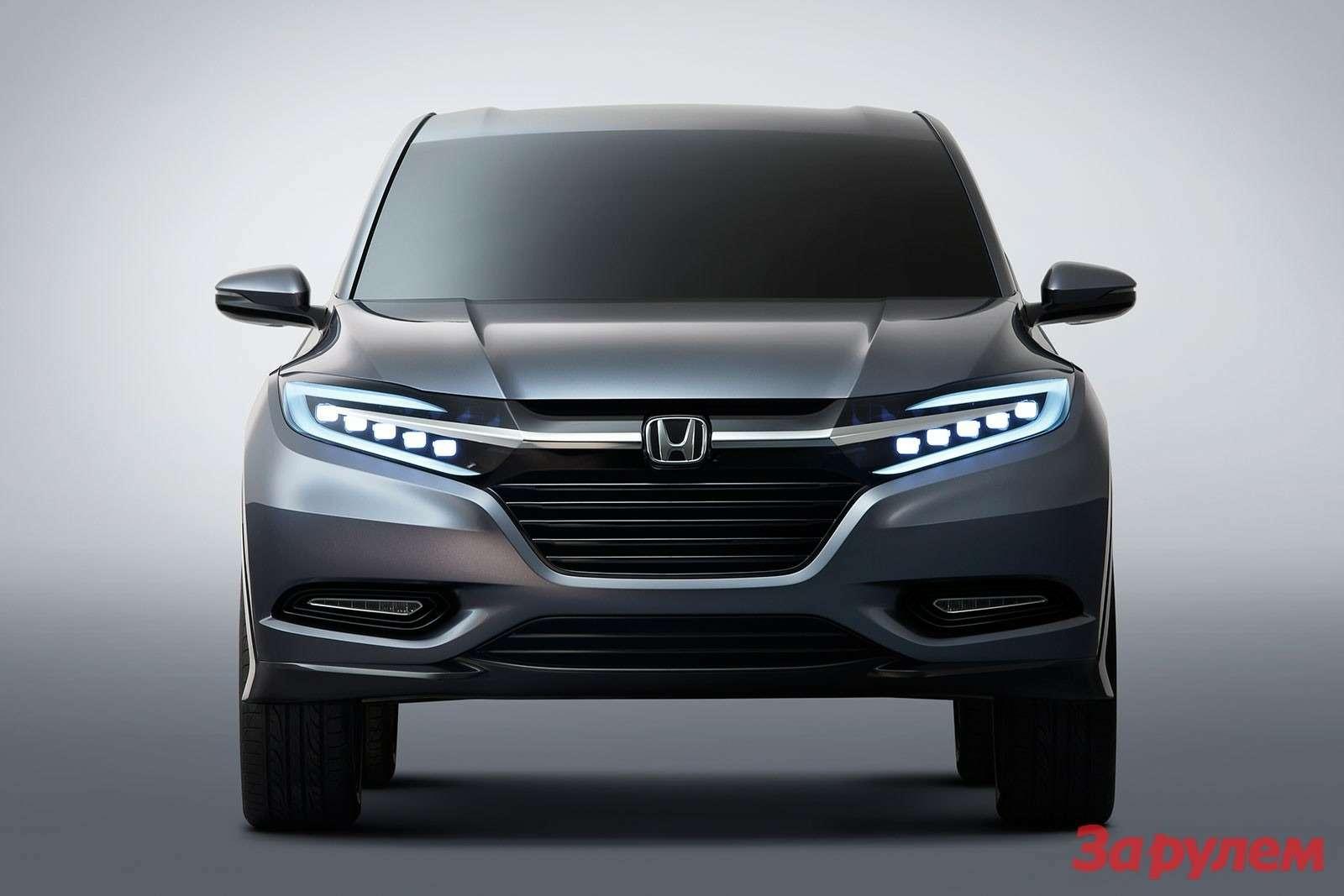 2013 Honda Urban SUV Concept 04