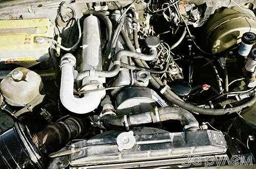 Дизельный дуплет УАЗа— фото 33808