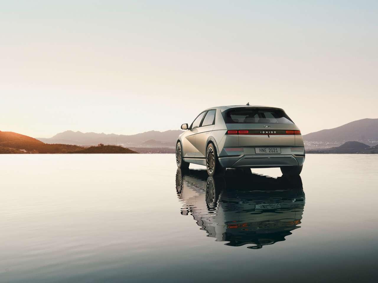 Hyundai Ioniq 5: мировая премьера кроссовера— фото 1225883