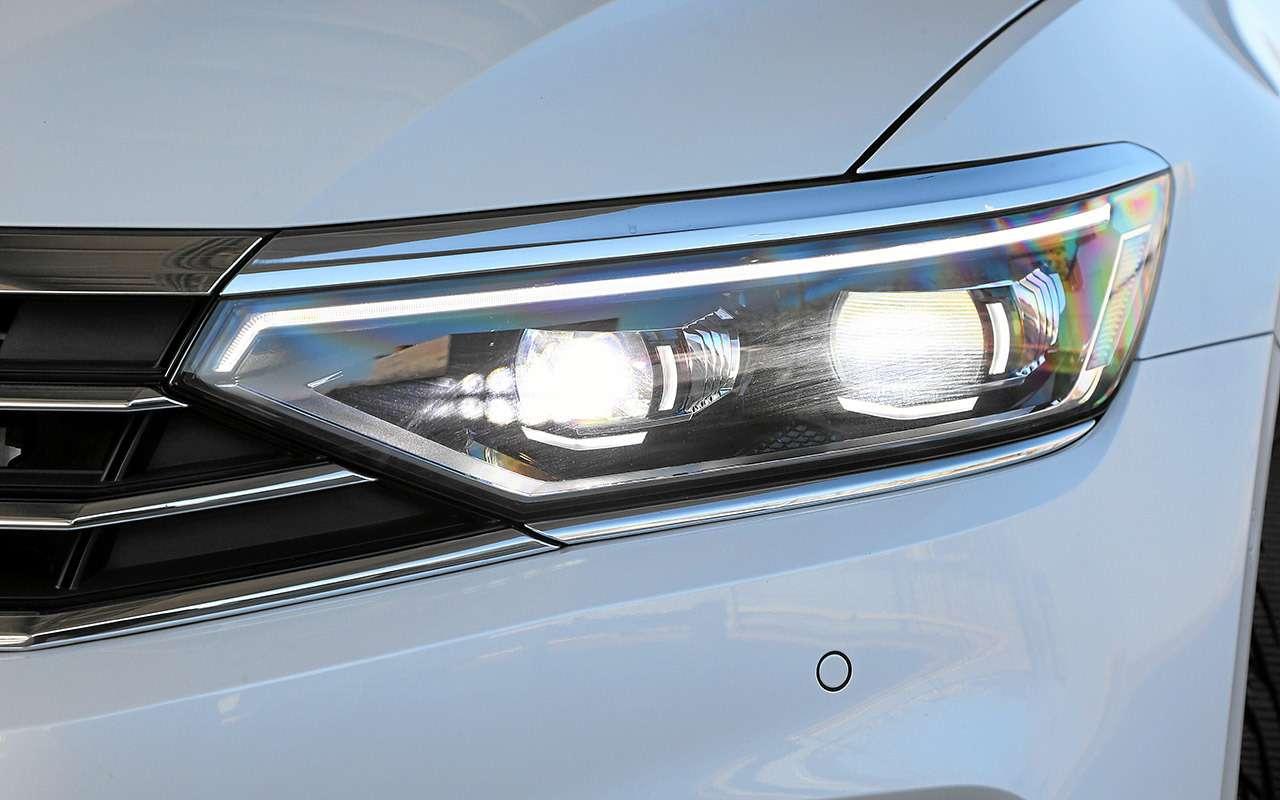 Новый VWPassat 2020: подробный тест ивидео— фото 1122338