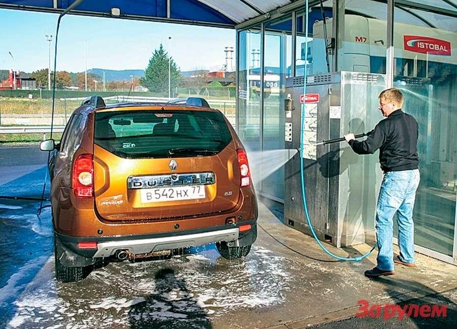 Полноприводный Renault Duster сАКП: счастье мое— фото 260376