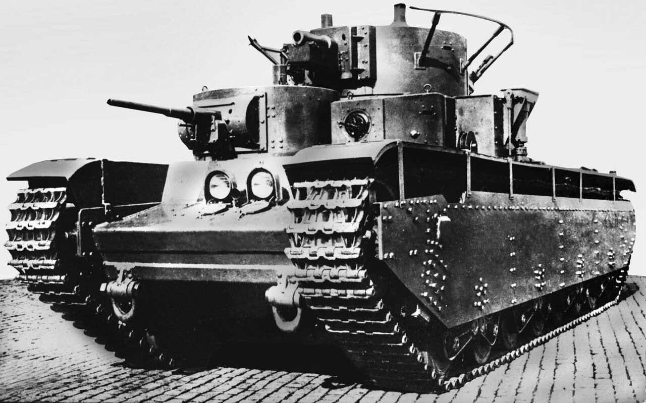 Секретная разработка немцев дляСССР— наш самый тяжелый танк— фото 1013910