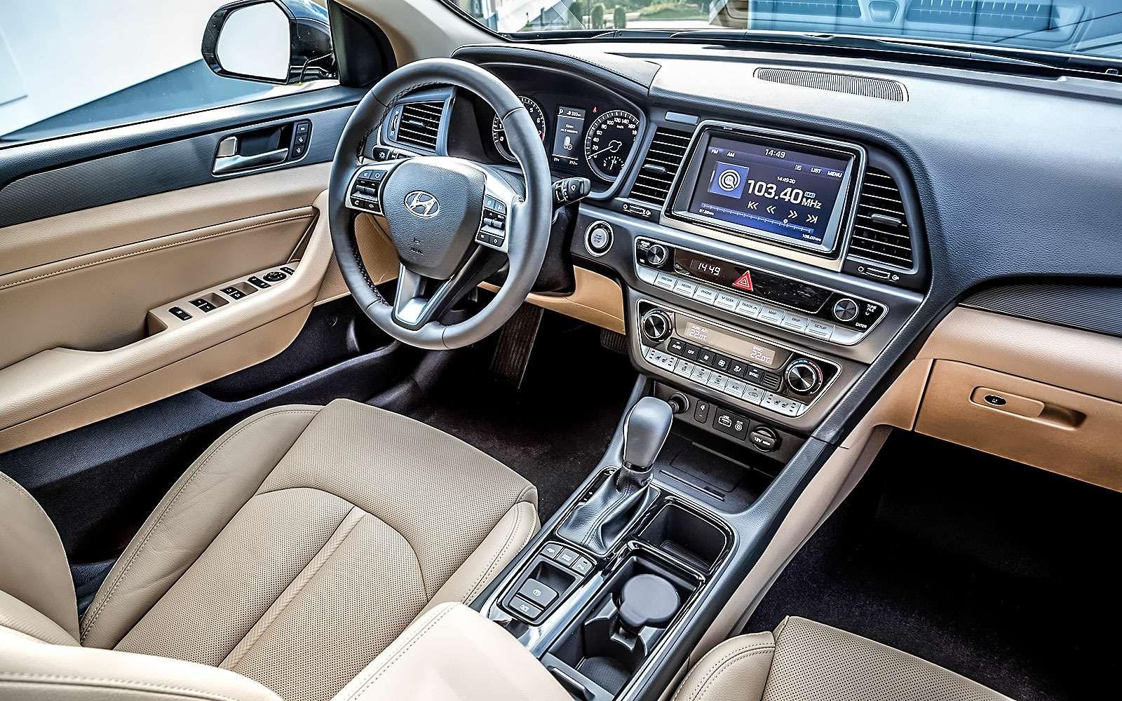 Hyundai Sonata или Toyota Camry— выбор ЗР— фото 809999