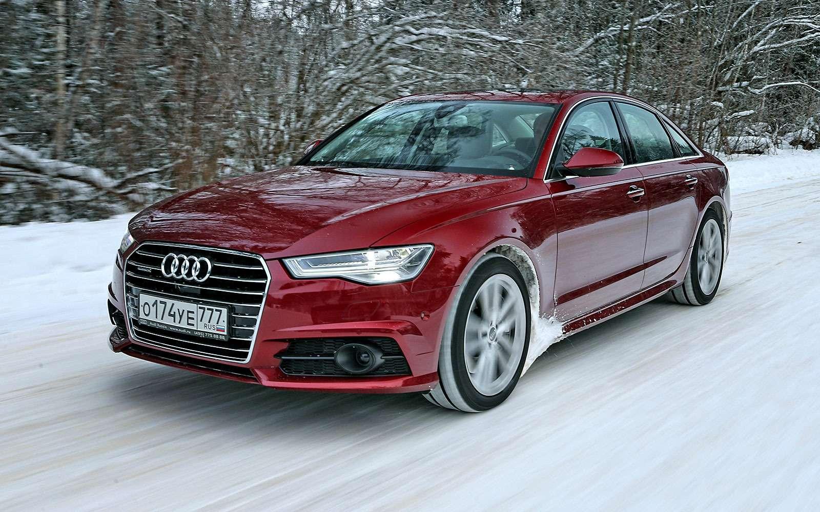 Audi A6: пора напенсию?— фото 711224