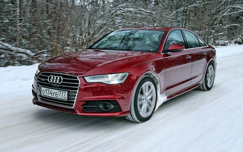 Audi A6: пора напенсию?