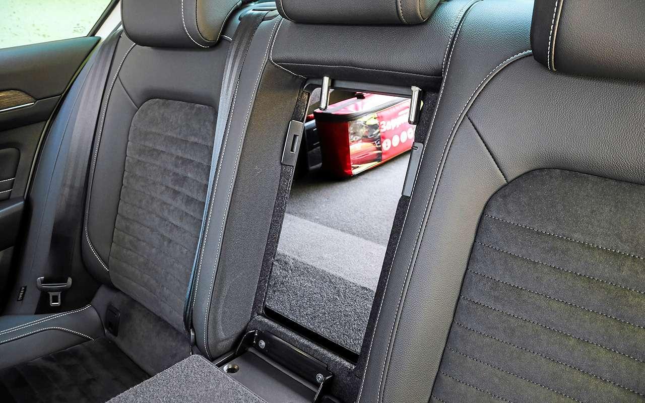 Toyota Camry, Kia K5, VWPassat— большой тест-сравнение— фото 1262515