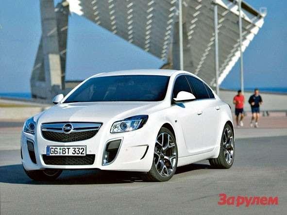 Opel Insignia OPC05
