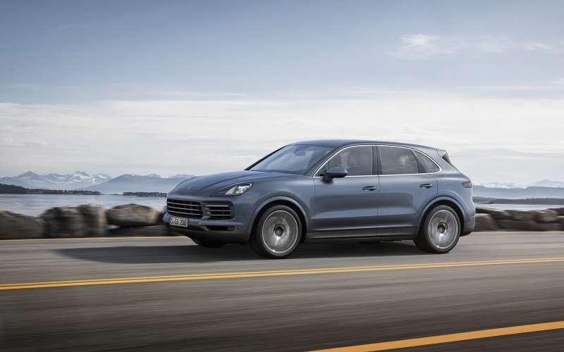 Porsche представила новый Cayenne: все, что онем известно