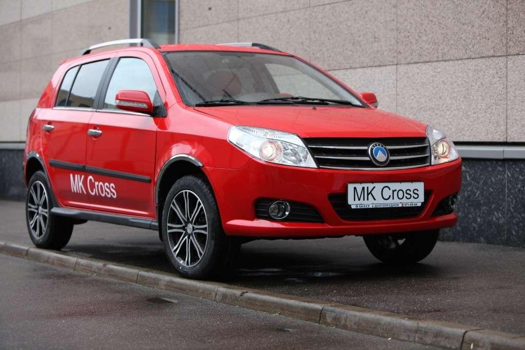 Российский рынок покидают две модели Geely— фото 574941