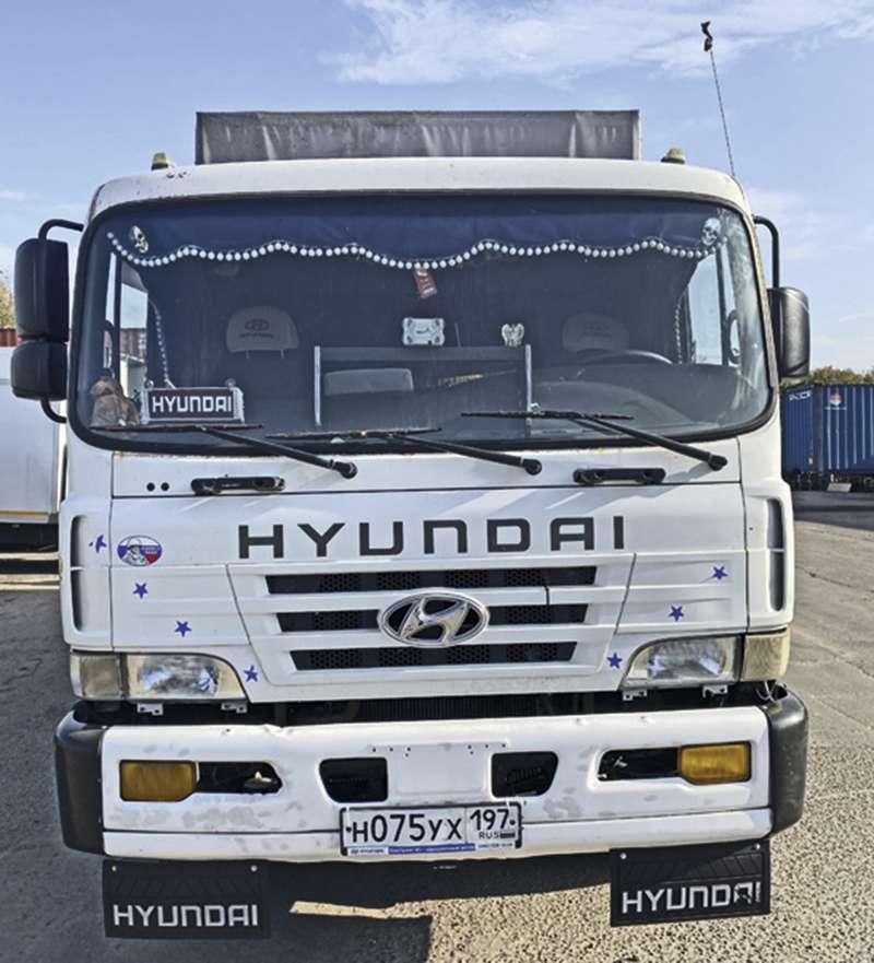 Десятитонник Hyundai: простой, как советский КАМАЗ