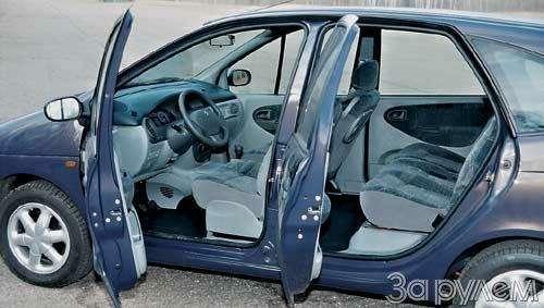 ТЕСТ Renault Kangoo, Renault Megane Break, Renault Scenic. ХОРОШЕЙ МАШИНЫ ДОЛЖНО БЫТЬ МНОГО!— фото 22638
