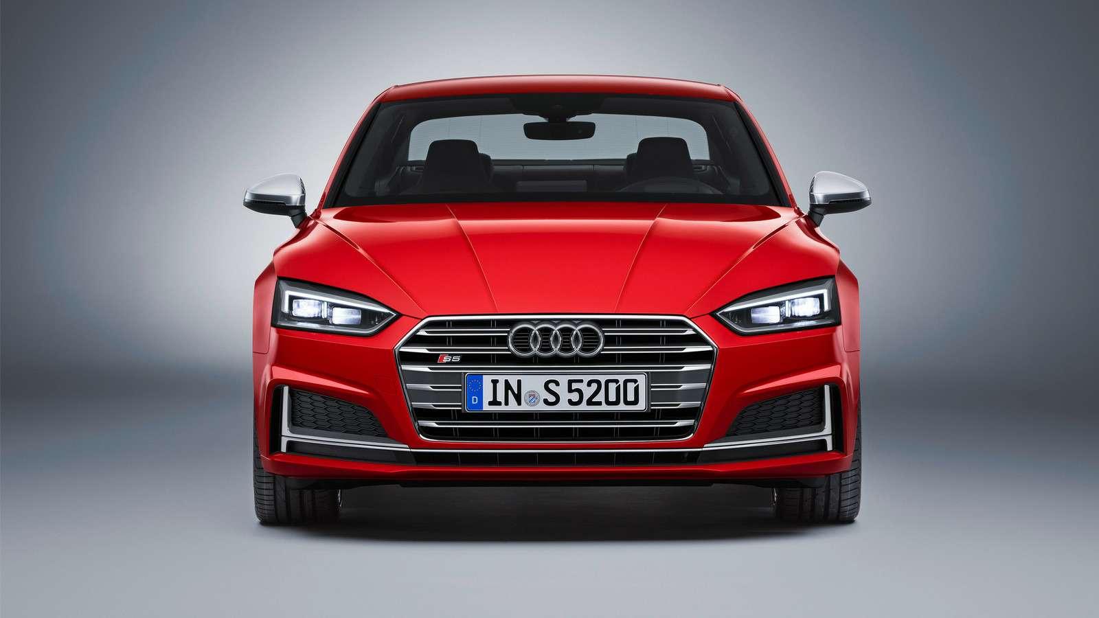 Новый Audi A5не стал «ломать глаза»— фото 594577