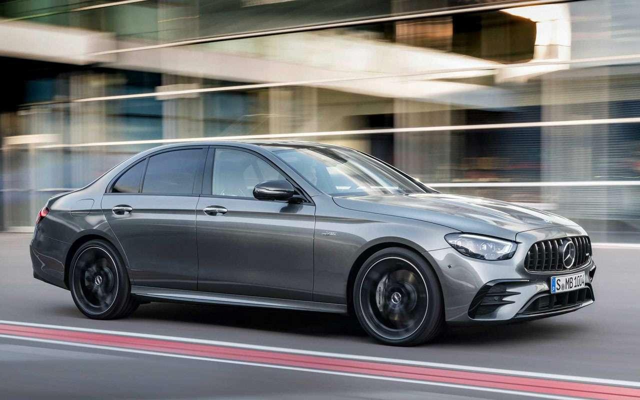 Mercedes-Benz представил обновленный E-класс— фото 1089286