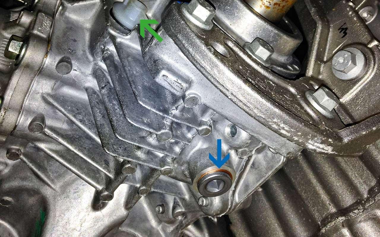 Renault Kaptur— тест-ремонт ЗР— фото 784399
