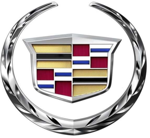 no copyright cadillac logo detail