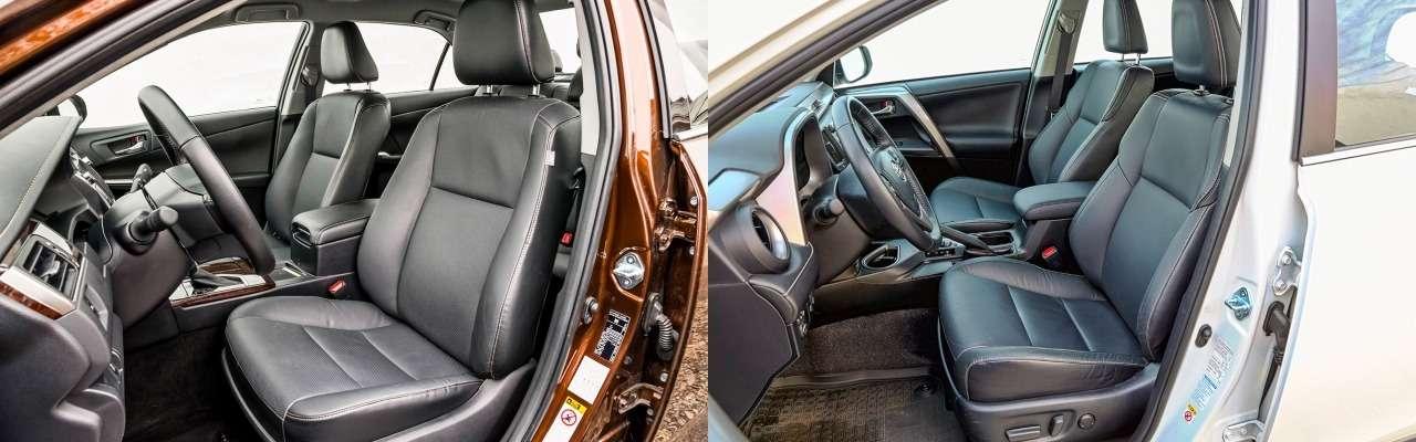 Toyota RAV4или Camry: длядома, длясемьи— фото 845646
