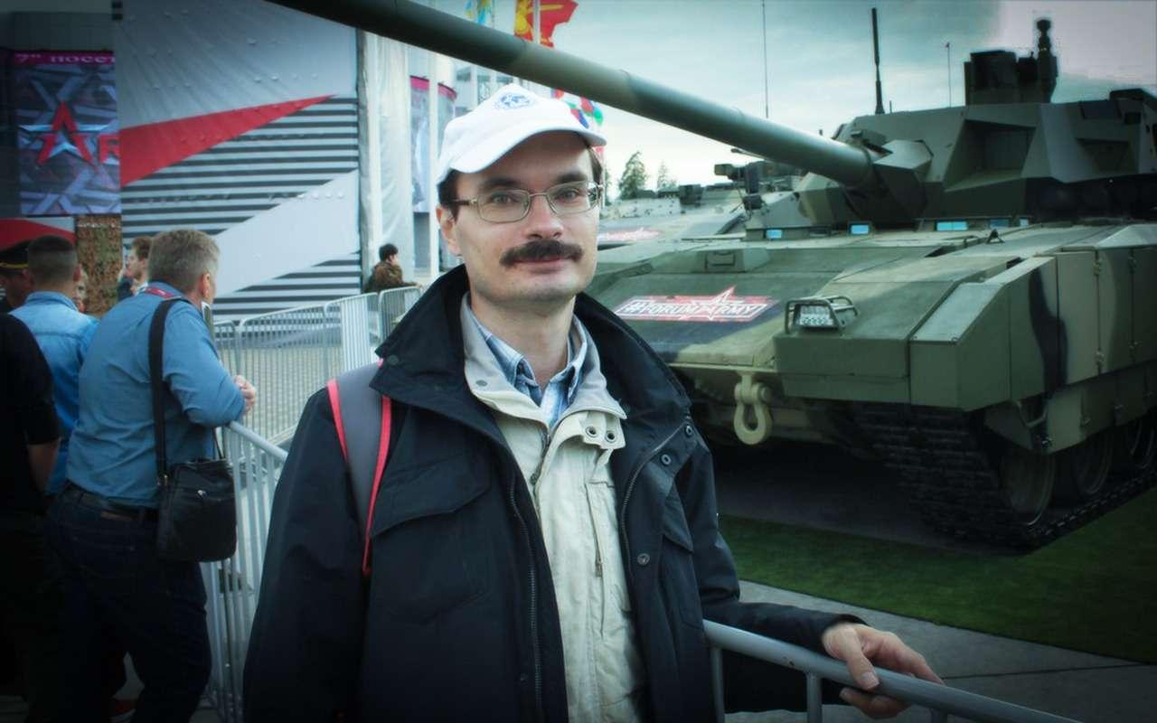 Экспериментальный советский танк: финны свинтили крышку люка— фото 1090973