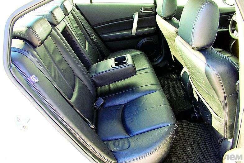 Тест Оpel Insignia, Mazda 6, Honda Accord: Чувство ритма— фото 93131