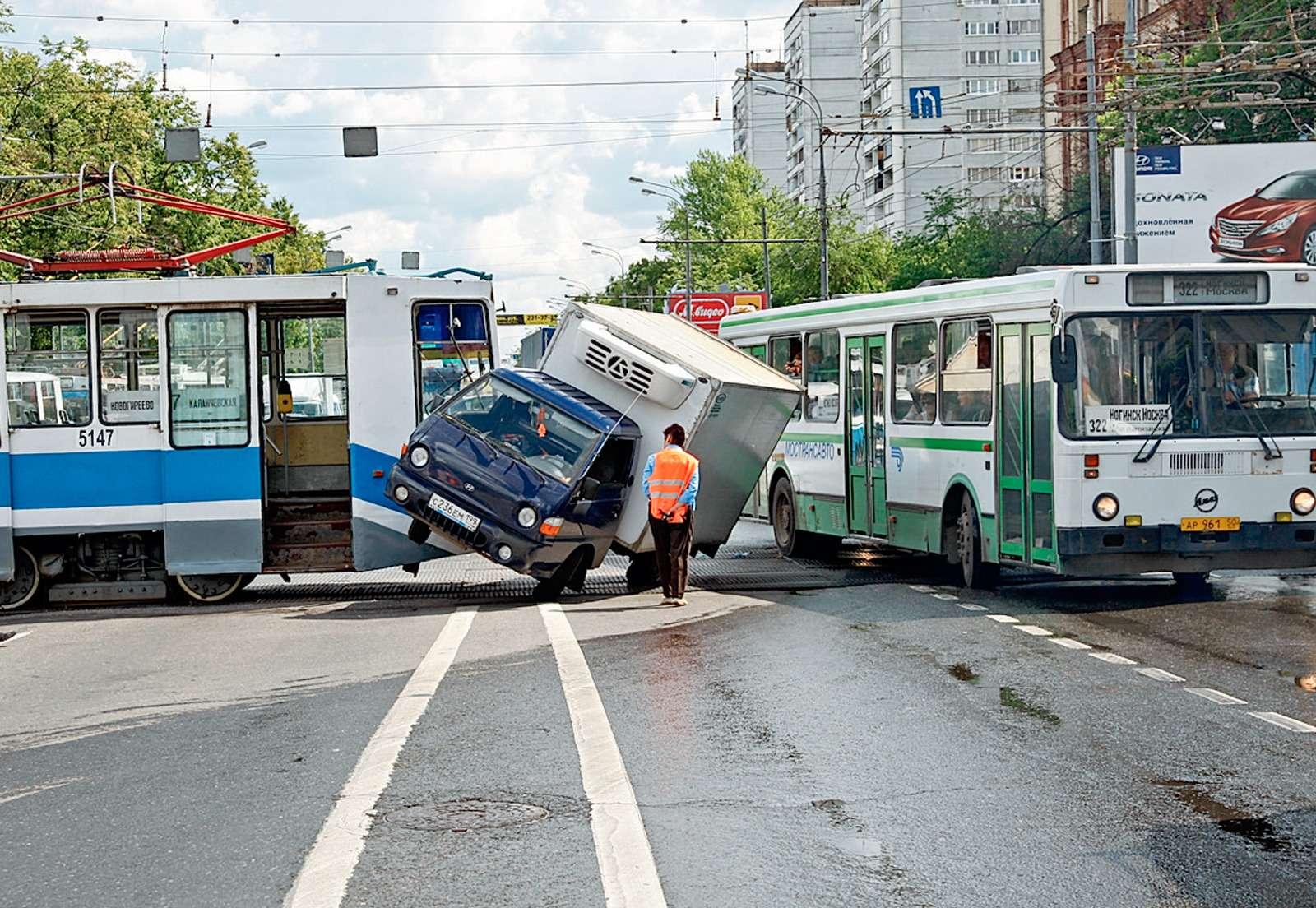 Российские дороги: плохая репутация— фото 583575