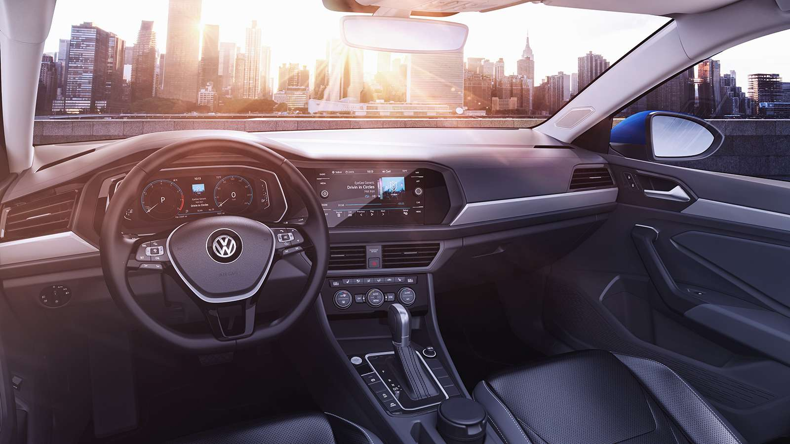 Новый Volkswagen Jetta: один мотор ичетыре комплектации— фото 835522