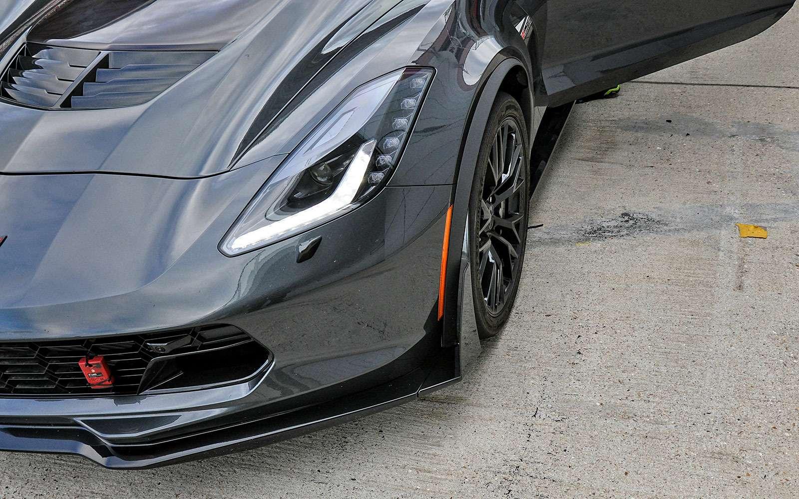 1546«лошадей» натроих: испытываем самые мощные Chevrolet иCadillac— фото 761348