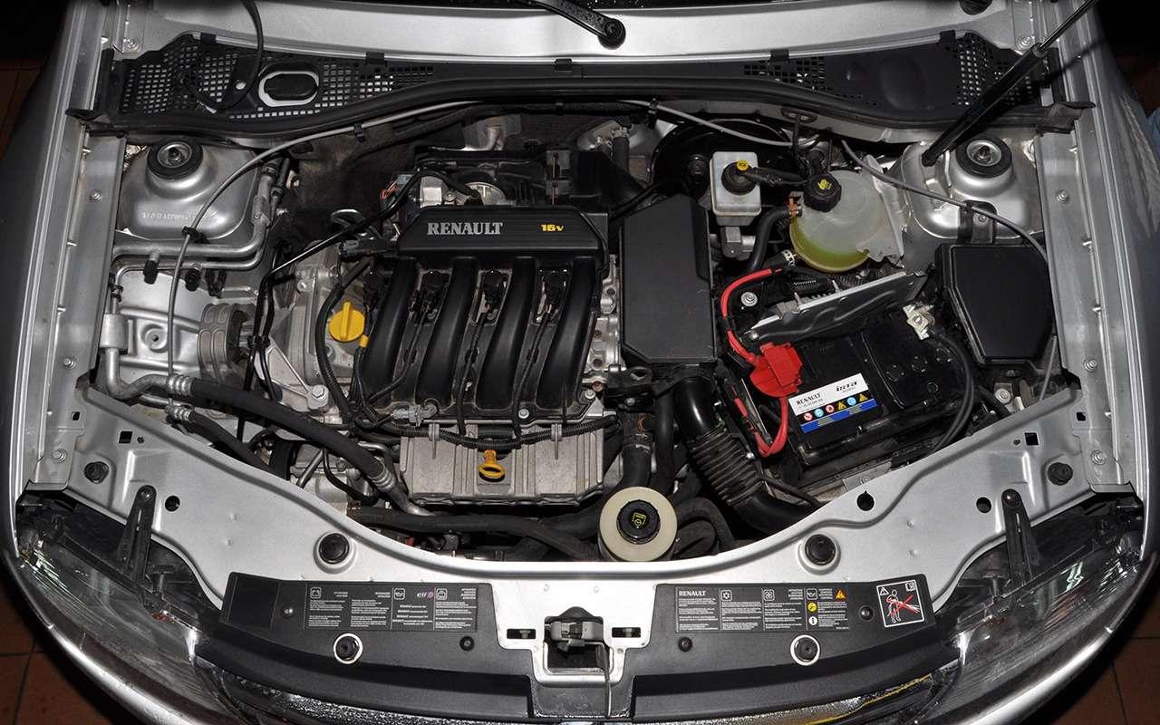 Всепроблемы двигателей Renault— экспертный разбор «Зарулем»— фото 966509