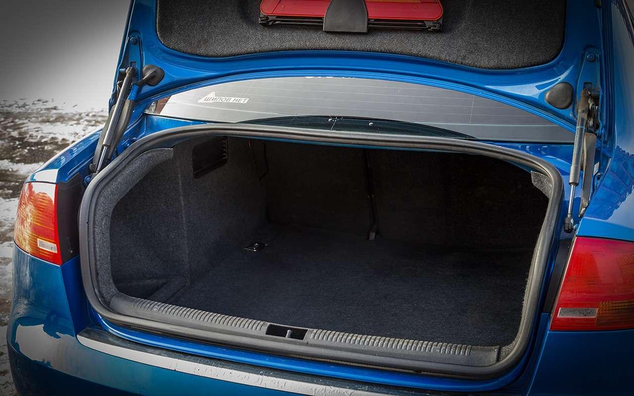 Почему явыбрал Audi A42006 года, ане новую Гранту— вывод эксперта— фото 975260