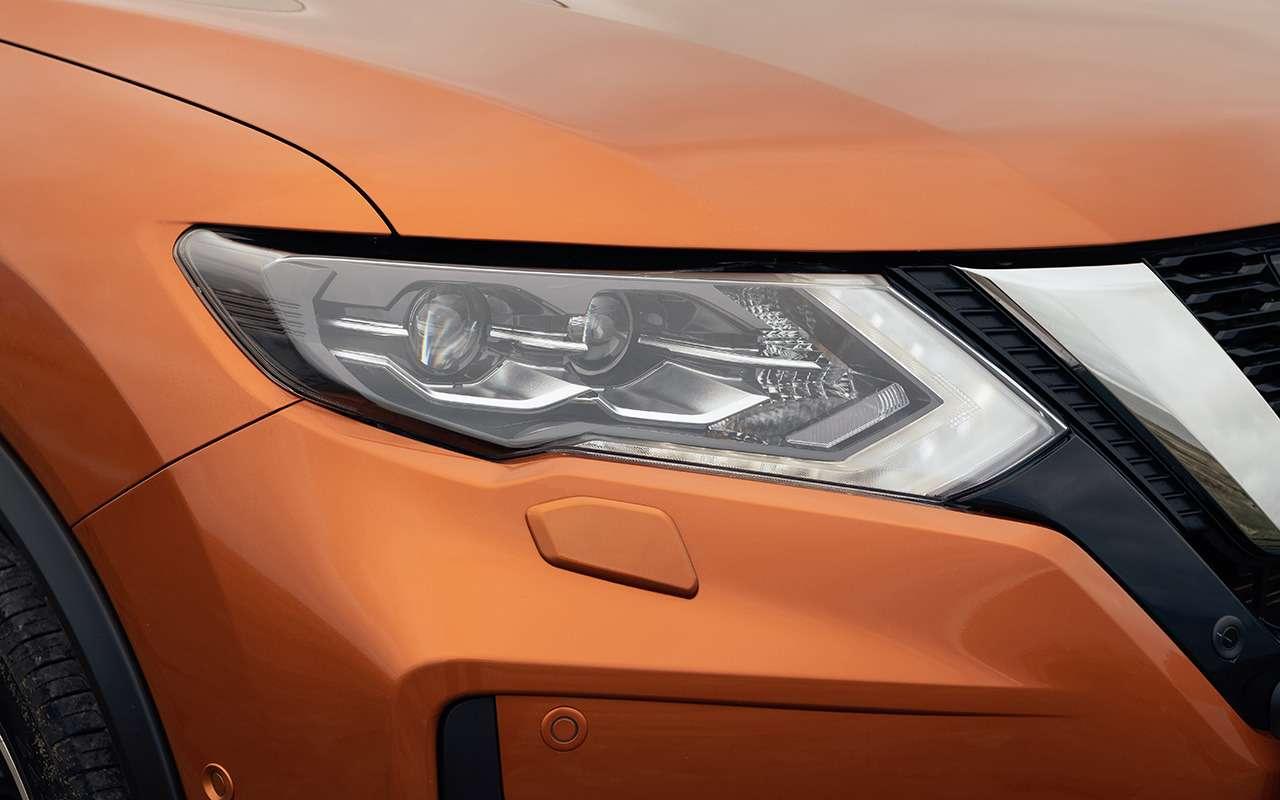 Nissan X-Trail T32: больше, чем просто рестайлинг— фото 926602