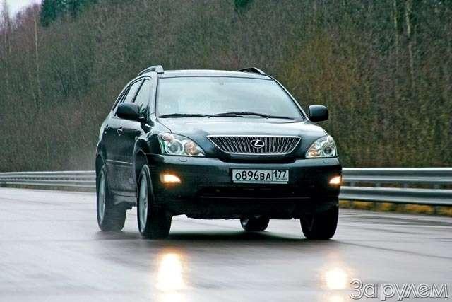 ТЕСТ: Lexus RX300и Lexus RX400h. Контакт высокого напряжения— фото 61232