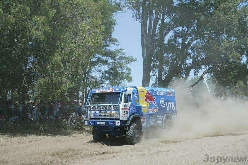 Дакар-2009: Настоящий марафон— фото 5971