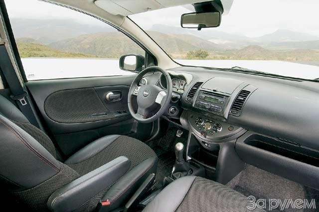 Nissan Note. Навысокой ноте— фото 63605