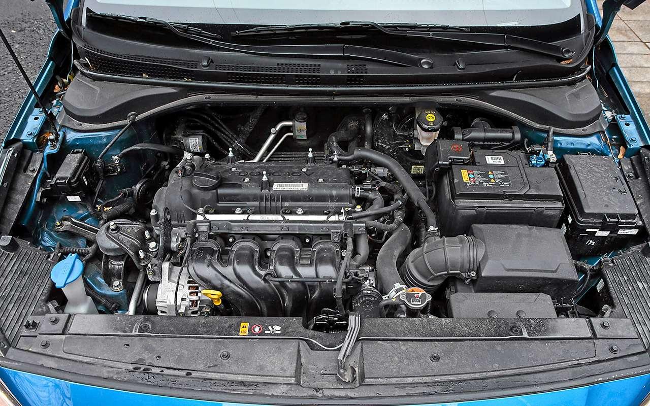 Hyundai Solaris изпарка ЗР: полностью исправен?— фото 839429