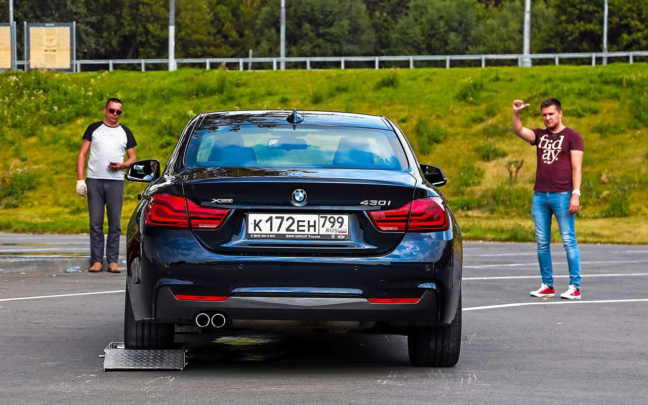 Субару, Мерседес, BMW, Audi...— чей полный привод круче— фото 933374