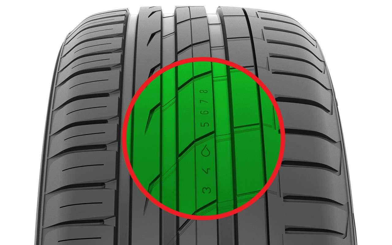 Критический износ шин: когда мырискуем перейти грань— фото 957156