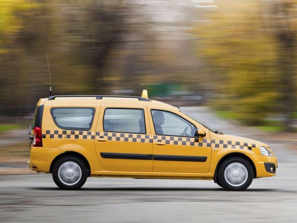 Игры вшашки: зачем АВТОВАЗ пересаживает таксистов наЛады?— фото 764898