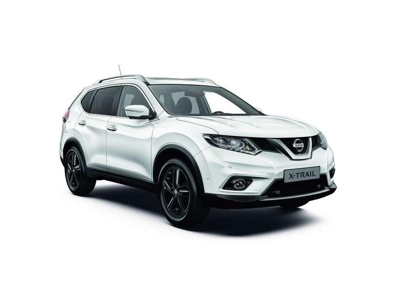 Nissan X-Trail основательно подготовился кзиме