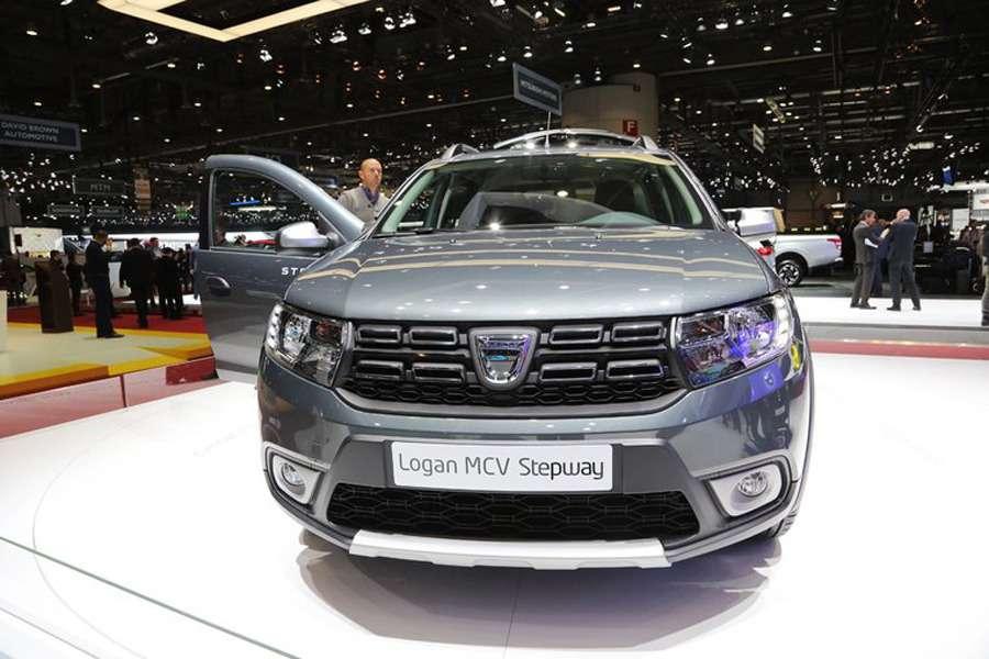 Подняться надЛоганом: Dacia представила вЖеневе кросс-универсал MCV Stepway— фото 717766